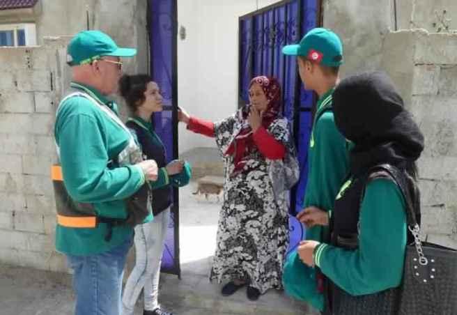 lutte-contre-les-ordure-kelibia-tunisie